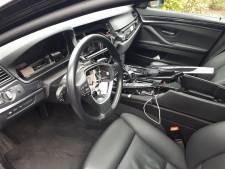 Dieven strippen auto's van onderdelen in Amersfoort