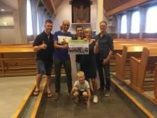 Beklimmen Stelvio levert 10.000 euro op