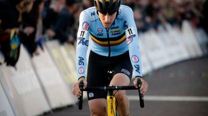 """Toon Aerts spaart kritiek niet: """"Dit was geen parcours voor een kampioenschap. Ik ben die snelle omlopen kotsbeu"""""""