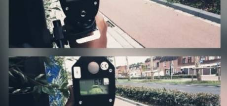 Snelheidscontrole op Merwedestraat: politie deelt acht verbalen uit
