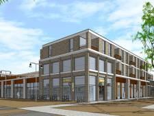 Definitief appartementen en winkels aan De Boei in Emmeloord