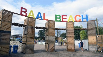 Doek valt over Baal Beach