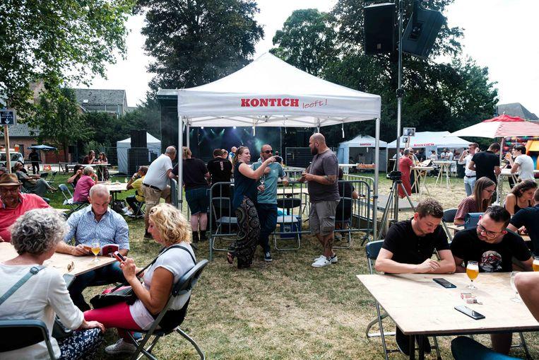 Bier met Streken kon 500 mensen bekoren.