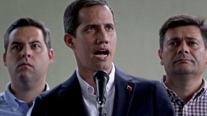 Rechterhand van Venezolaanse interim-president Juan Guaido beschuldigd van terrorisme