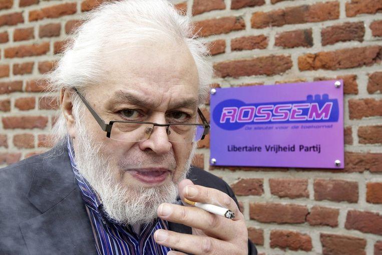 Jean-Pierre Van Rossem.