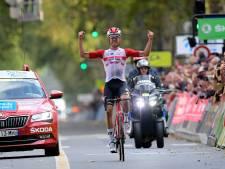 """Nouvelle victoire pour Wallays à Paris-Tours: """"C'est fantastique"""""""