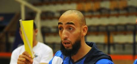 Youssef 'El Professore' el Badey doktert alles uit bij Groene Ster Vlissingen