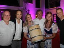 Haringparty Denekamp: 8.400 euro voor Stichting Leergeld Dinkelland