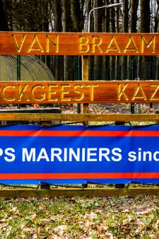 Enquête: 85 procent van mariniers wil niet naar Zeeland
