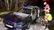 Voertuig met Franse nummerplaat uitgebrand: mogelijk gedumpt door gangsters