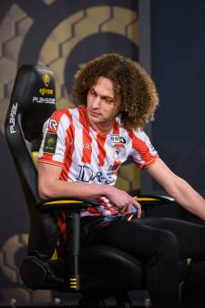 FIFA-spelers Sparta Rotterdam: 'Tatoeage als we laatste worden in eDivisie'