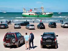Vannacht moet het gebeuren: alles of niets voor gestrande Urker viskotter bij Deense kust