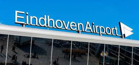 Belgen komen en gaan via Eindhoven Airport