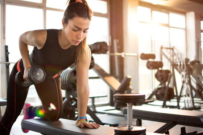 Wie lijdt aan exercise-induced anaphylaxis krijgt bij toenemende inspanning last van allerlei klachten zoals jeuk, netelroos en braakneigingen.