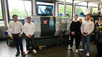 GTI is eerste school met gesofisticeerde machine die frezen en draaien combineert