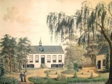 Bodem Vught geeft wéér een stukje historie prijs: een villa uit 1753