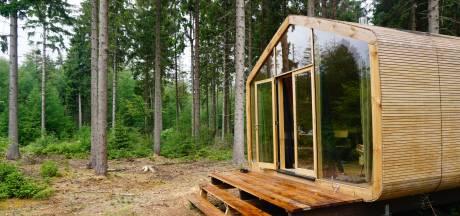 Een avontuurlijke huttentocht, gewoon in de Drentse natuur