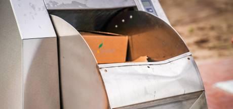 Ondergrondse afvalcontainers in Nuenen voldoen niet aan voorschriften en dat gaat de gemeente geld kosten