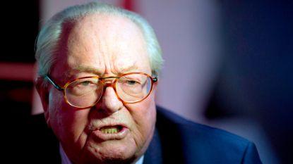 Jean-Marie Le Pen veroordeeld voor belediging van homoseksuelen