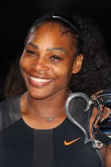 'Serena Williams 20 weken zwanger'