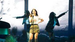 Fans bezorgd om Lana Del Rey na 'aanval' in Sportpaleis