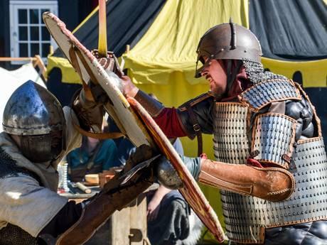 Oude tijden herleven bij Middeleeuws Weekend Dragonheart in Enschede