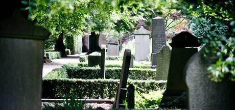 Graven ruimen begraafplaats Heistraat ligt niet gevoelig