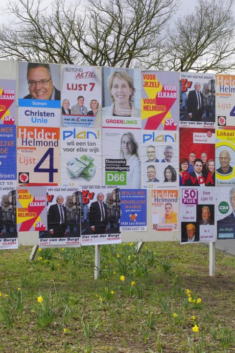 Andere Helmondse partijen over winst GroenLinks: knap gedaan