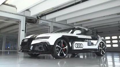 Zelfrijdende Audi legt rit van 900 kilometer af