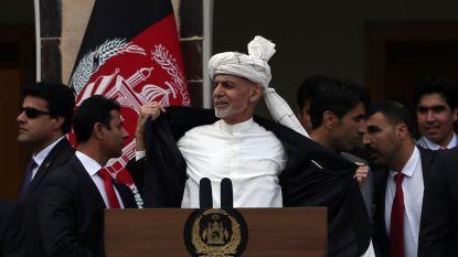 Afghanen stellen team samen voor gesprekken met taliban