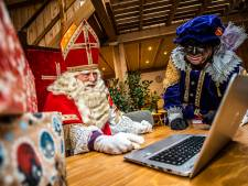 Sinterklaas komt in Driel dit jaar op bezoek via persoonlijke livestream