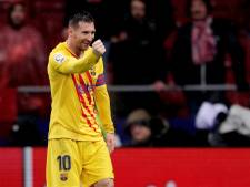 Barcelona-voorzitter Bartomeu wil Messi nooit kwijt