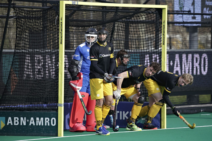 HC Den Bosch en MHC Oss staan vanavond in de Gold Cup tegenover elkaar.