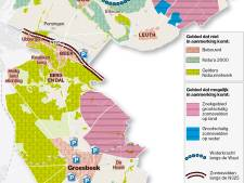 Berg en Dal wil zonneparken in 't Zeeland, bij Wyler en op Klein Amerika