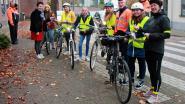 IMI sensibiliseert samen met politie en provincie leerlingen veilig met de fiets naar school te komen