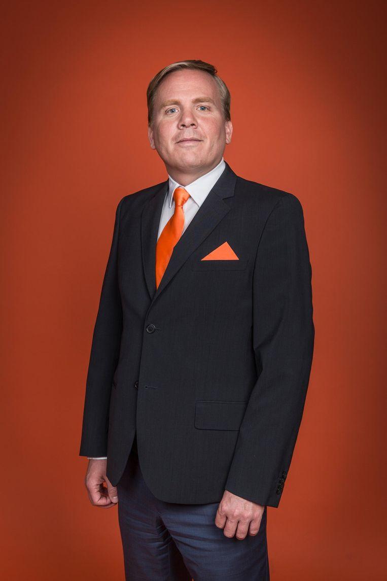 Wim van Meerveld Beeld Dingena Mol