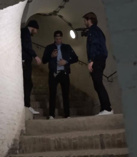 Miljoen kijkers voor ontsnappingsvideo rapper Boef vanuit Fort Pannerden