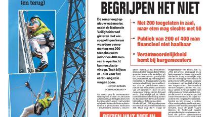 De Wever naar ongeziene hoogten (en terug)