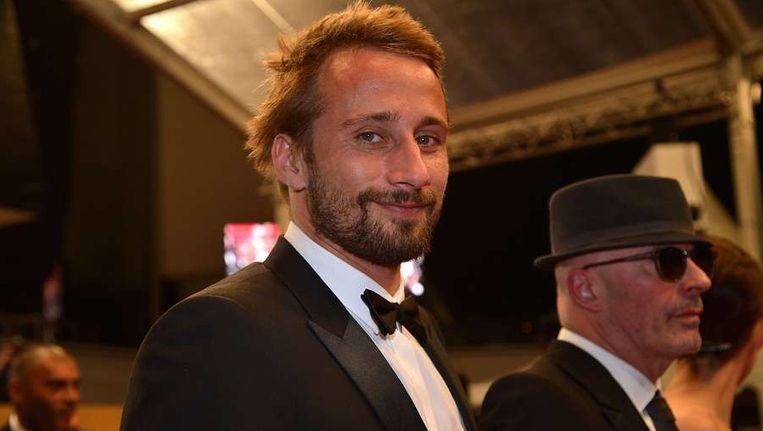 De Belgische acteur Matthias Schoenaerts Beeld ANP