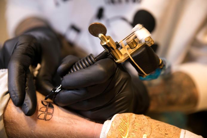 DDW tattoo in Eindhoven