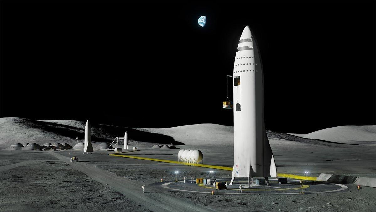 Vanaf 2022 wil Musk met een nieuwe megaraket vrachtmissies naar Mars ondernemen.
