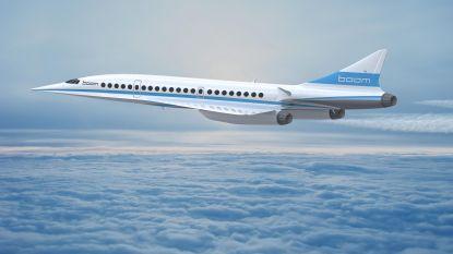 Al 76 bestellingen voor nieuw supersonisch passagiersvliegtuig 'Boom'
