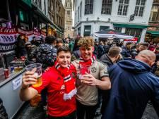 Manchester-fans drinken véél bier, maar politie noteert geen enkel incident