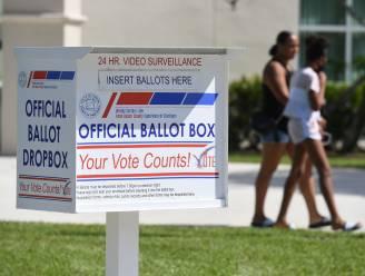 Democratische kiezers hebben in drie sleutelstaten al bijna dubbel zoveel kiesbrieven aangevraagd als Republikeinen