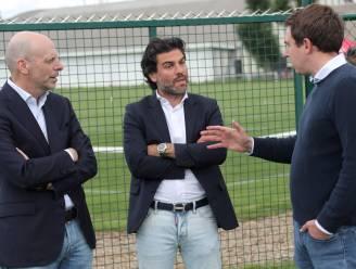 """Nieuwe voorzitter van KV Kortrijk Ronny Verhelst kijkt verder dan derby: """"Ik denk dat we een van de gezondste clubs zijn. En dat is momenteel belangrijk"""""""