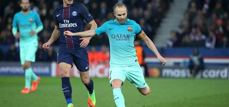 Iniesta gelooft in wonder tegen PSG
