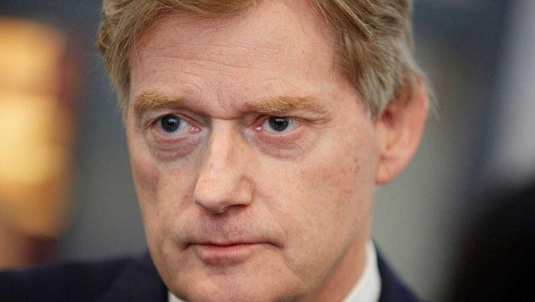 Staatssecretaris Martin van Rijn van Volksgezondheid, Welzijn en Sport. Beeld anp