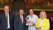 Niels Destadsbader krijgt Gulden Spoor voor culturele uitstraling