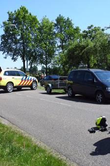 Fietser zwaargewond bij ongeluk in Sint-Oedenrode