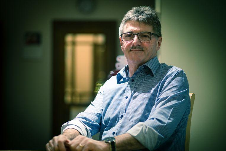 Leon Lowet wordt de nieuwe burgemeester van Herstappe